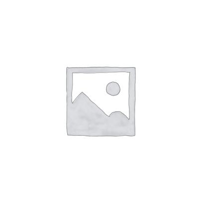 Enamelware Ragout Plate with Handles 24cm x 4.1cm White w Black Rim