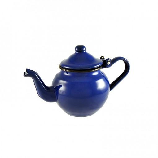 BL835-Tea Pot 500ML Blue