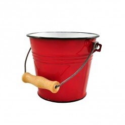 Bucket 1L Red-RE132