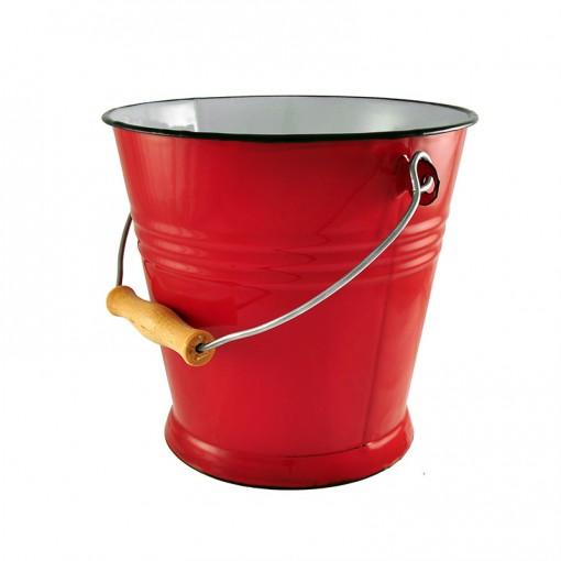 Bucket 5L Red-RE108