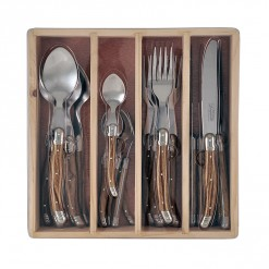 CHA7T-24 Pce Cutlery Set
