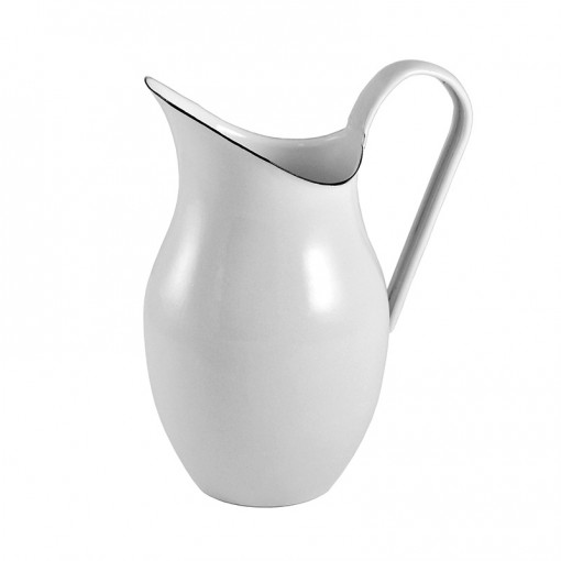 French Pitcher-FWH104-White