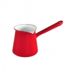 RE676-Turkish Coffee Pot 6CM  Red