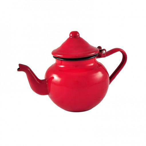 RE837-Tea Pot 700ML Red