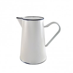 WH1272-Pitcher 2L White
