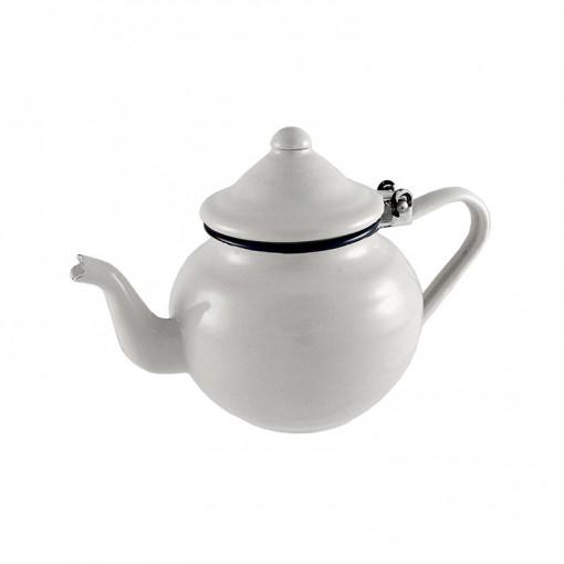 WH837-Tea Pot 700ML White