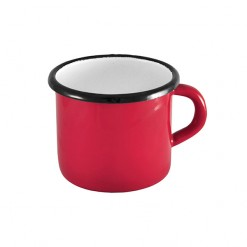 Enamel Mug-Red