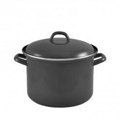 Stock-Preserved Pot-24CM-BKC30224