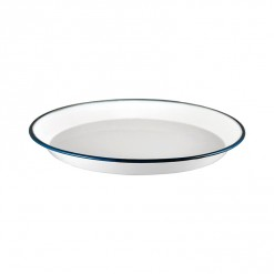 WH44130-Serving Tray White 30CM-New