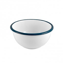 WH6914-Cereal Bowl White 14CM