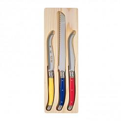 CHA15M-Cheese & Bread Knife Set-01