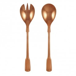 NR204RG-NR Spatten Salad Fork & Spoon Set Rose Gold-01