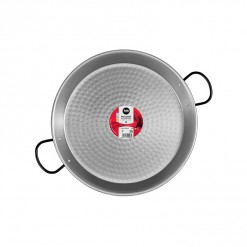 Polished Steel Paella Pan-36CM-0136-01