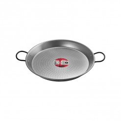 Polished Steel Paella Pan-36CM-0136-02