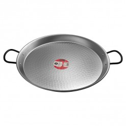 Polished Steel Paella Pan-50CM-0150-02
