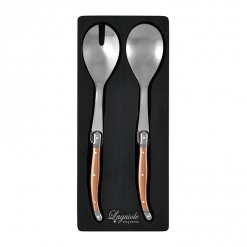 LE03RG-Rose Gold-2 Pce Salad Serving Set-01