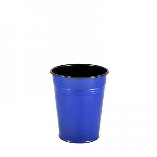 BL17820-Enamel 20CM Dutch Vase-Blue