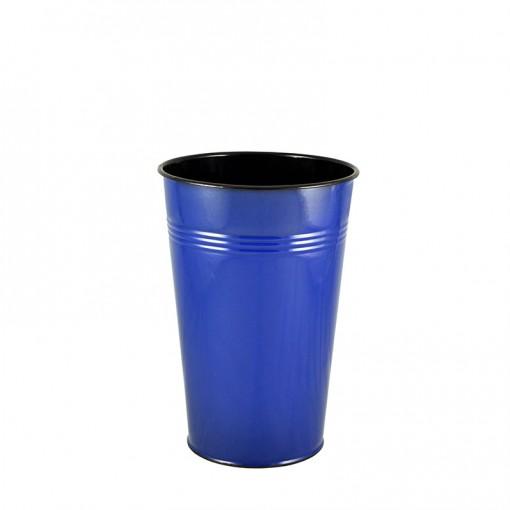 BL17830-Enamel 30CM Dutch Vase-Blue