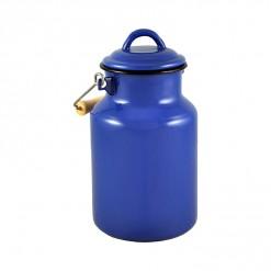 BL77A2-Enamel Milk Vessel 2L-Blue-02