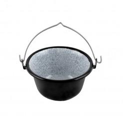 BLK10316-Goulash Bowl 16CM Black